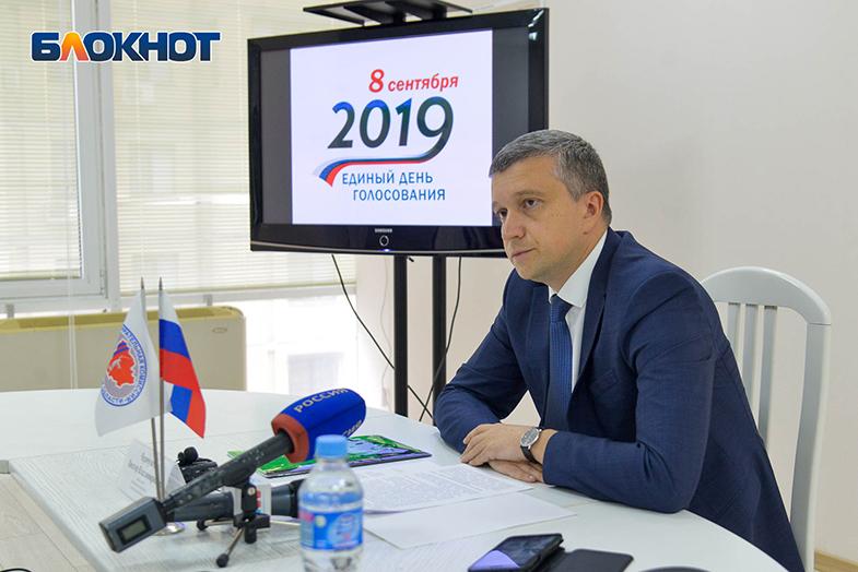 Руководитель облизбиркома рассказал всю правду о предстоящих выборах в Волгограде