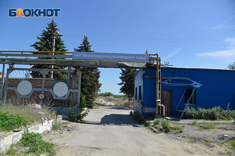От Волгоградского кислородного завода остался только храм: развал промышленности продолжается