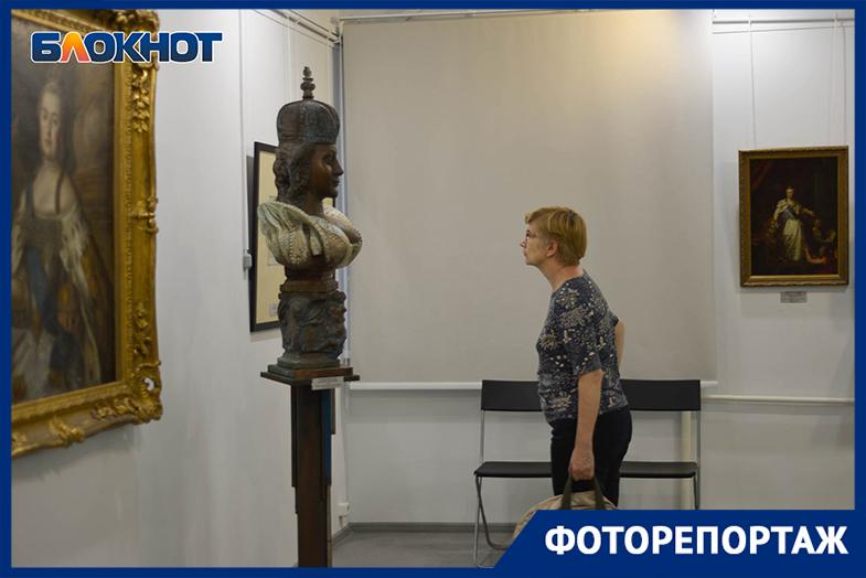 Как прошла «Ночь музеев» в Волгограде показал фотограф