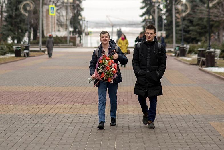 В Волгограде стало еще холоднее