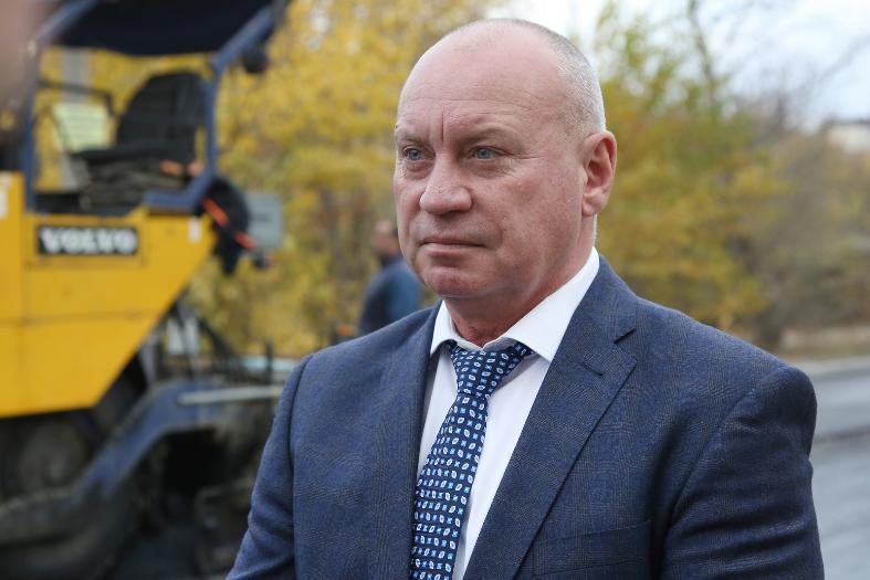 Опять в думу: мэр Волгограда Виталий Лихачев баллотируется в регпарламент от Дзержинского района
