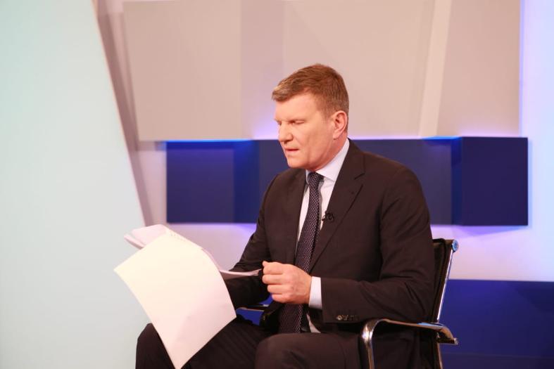 Волгоградский промышленник Олег Савченко приглашен на «Прямую линию» президента России