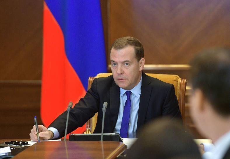 Дмитрий Медведев сообщил о выделении средств на спасение Волго – Ахтубинской поймы