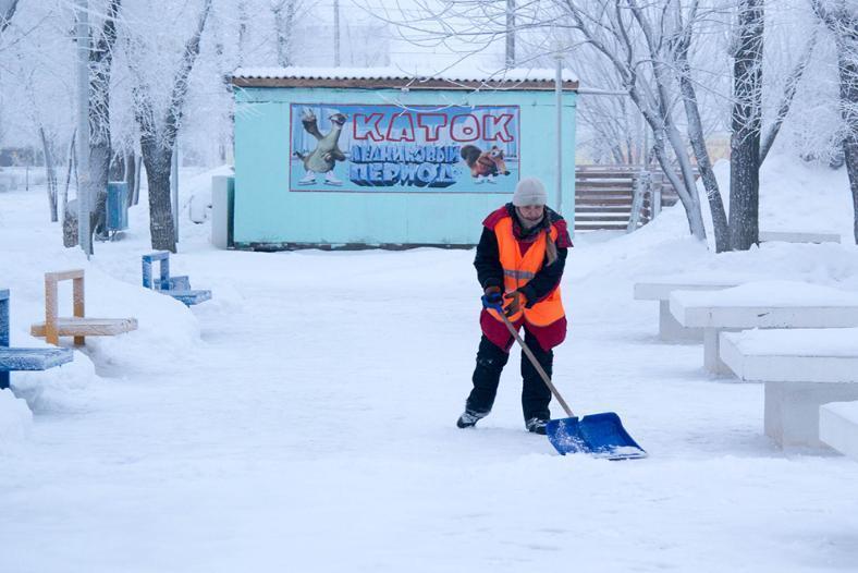 Чиновники мэрии Волгограда уверяют: город успешно очищают от снега