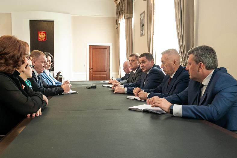 Депутаты Госдумы проигнорировали встречу с волгоградским губернатором