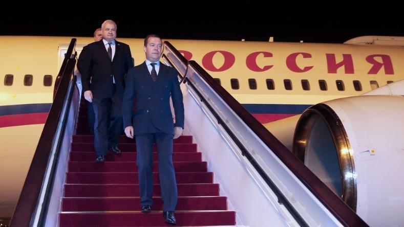 Дмитрий Медведев не приедет в Волгоград