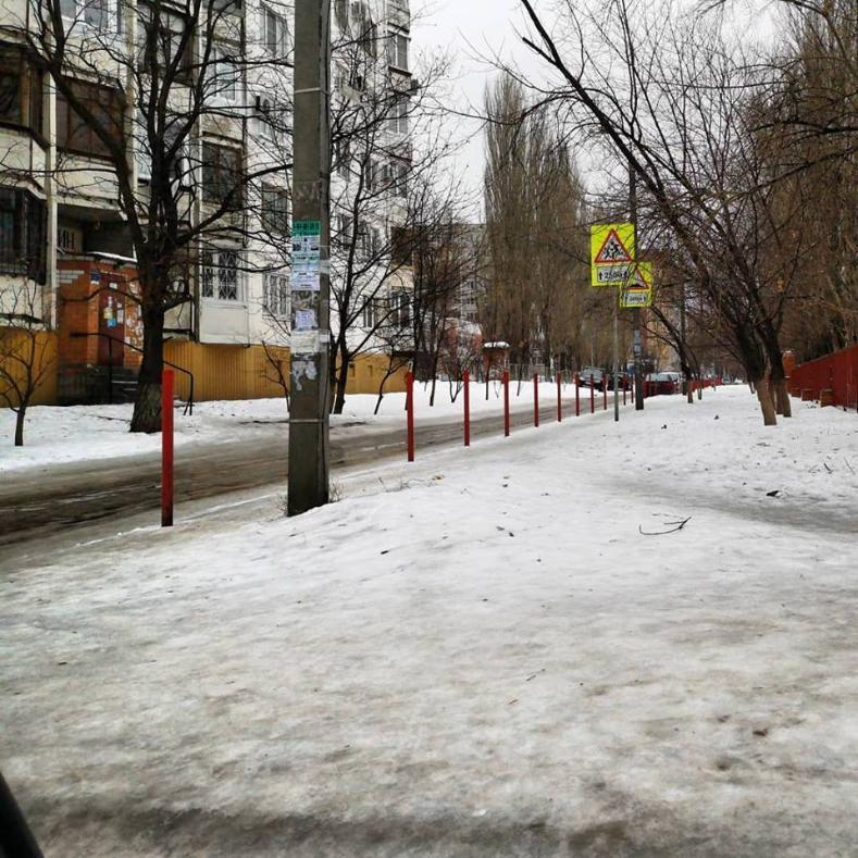Виновного в тотальном обледенении улиц вице-мэра Волгограда потребовали отправить в отставку