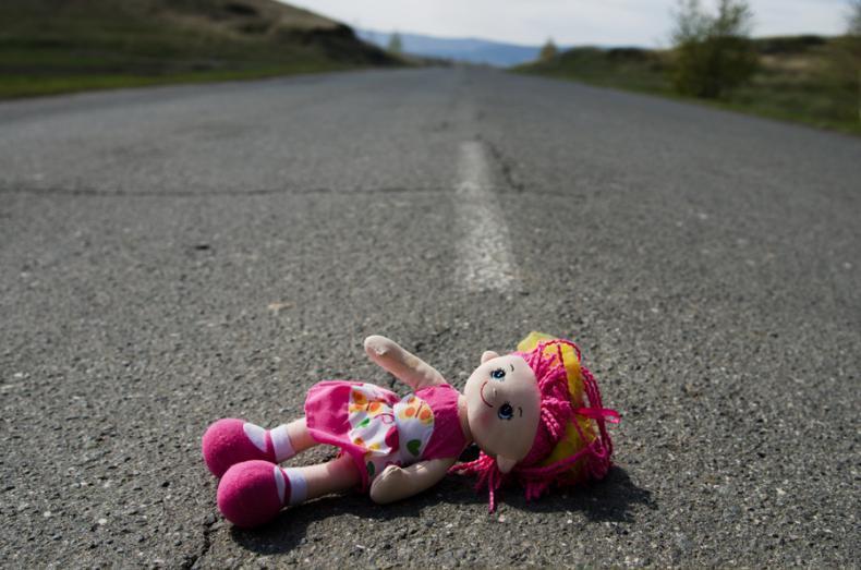 Восьмимесячная малышка попала в больницу после ДТП в Волжском