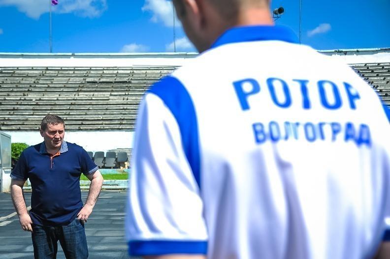 Из бюджета оплатят проживание футболистов волгоградского «Ротора» в пансионате в Кисловодске