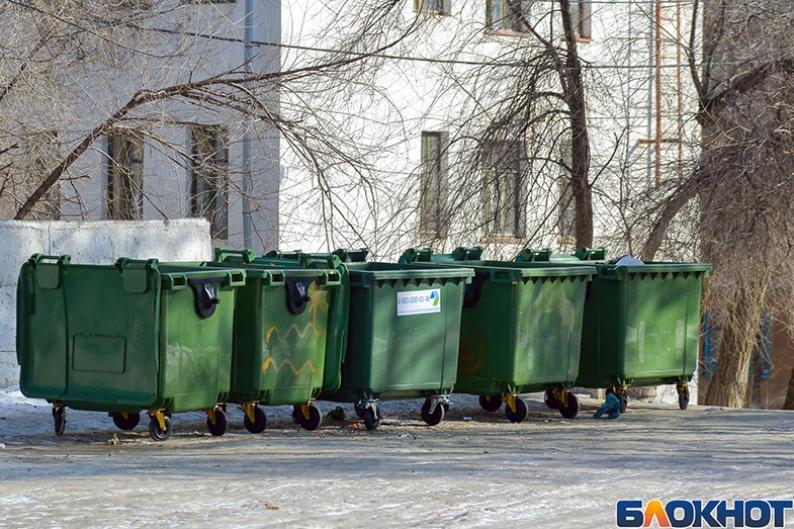 Переработкой мусора в Волгограде будут заниматься осужденные из колонии