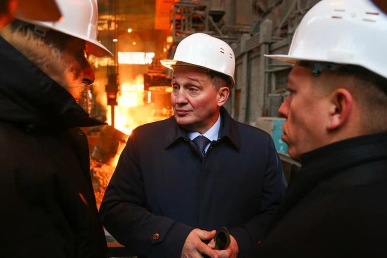 Андрей Бочаров снова в десятке худших губернаторов России
