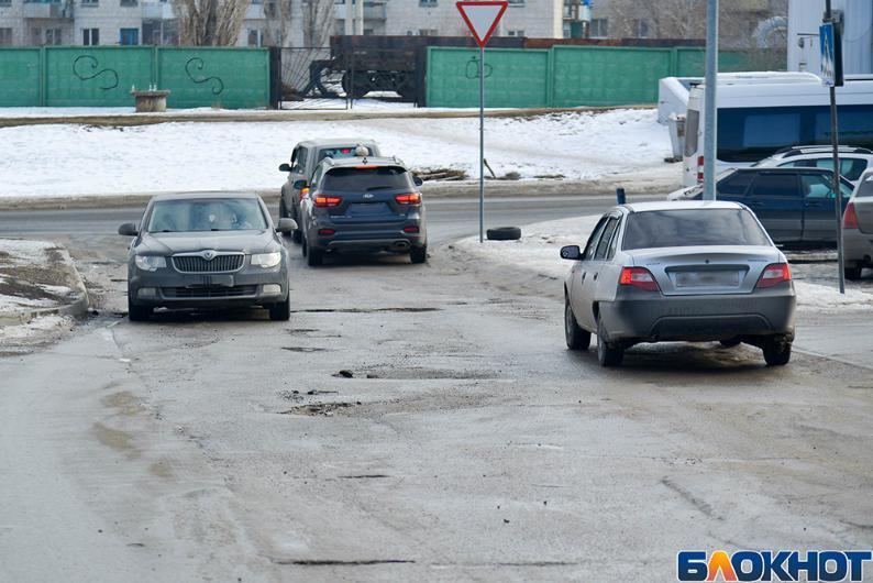 Стало известно, какие дороги отремонтируют в Волгограде