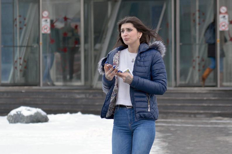 На улице мороз, но уже завтра в Волгограде потеплеет