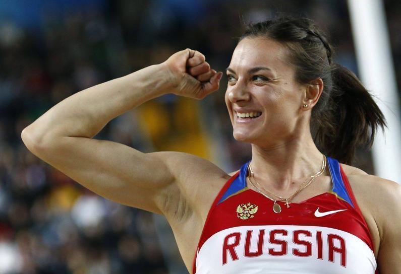 У королевы спорта из Волгограда сегодня большой праздник