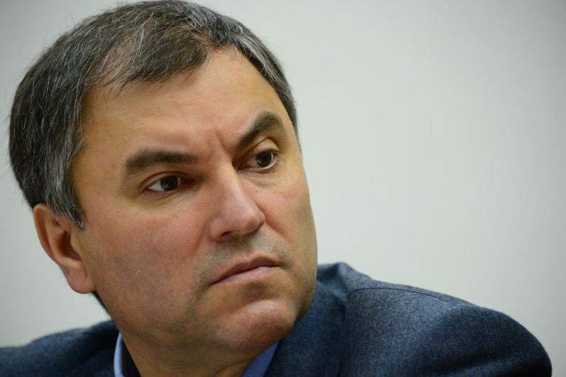 Вячеслав Володин высказался о волгоградском депутате, назвавшем пенсионеров алкоголиками и тунеядцами