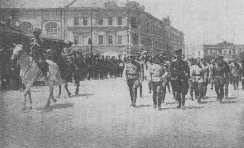 Как появилась площадь Павших борцов в Волгограде