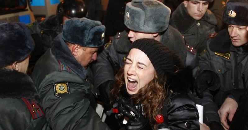 Волгоград признан одним из самых протестующих регионов России