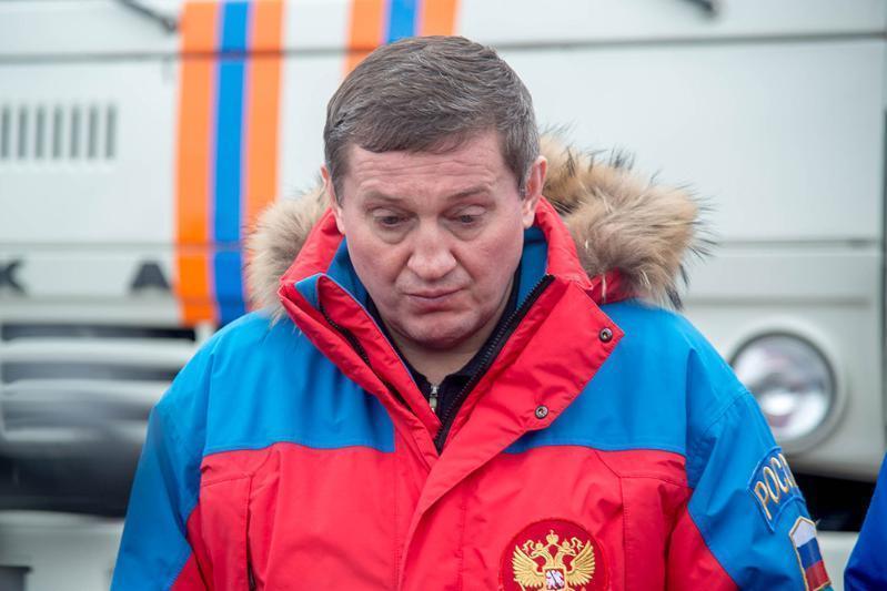 Московский политолог не исключил отставку Андрея Бочарова