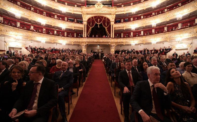 Андрей Бочаров получил персональный стул в Большом театре