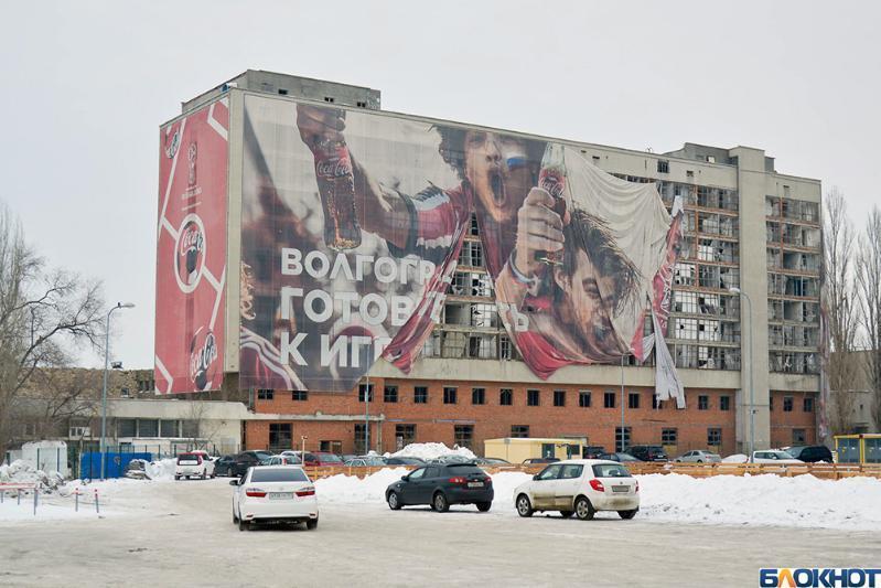 Как выглядит Волгоград после ЧМ-2018: город глазами фотографа
