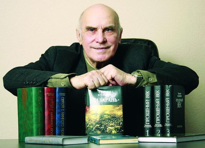 Известного романиста Сталинградской битвы - Евгения Кулькина не стало в Волгограде