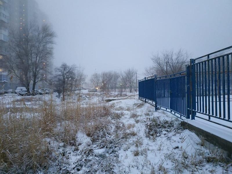 Синоптики рассказали волгоградцам, будет ли на выходных снег
