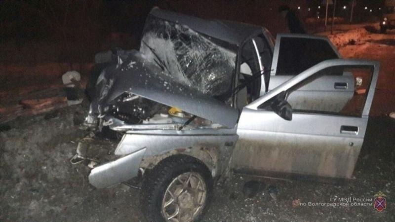 ВДТП савтобусом вМихайловском районе умер 41-летний мужчина