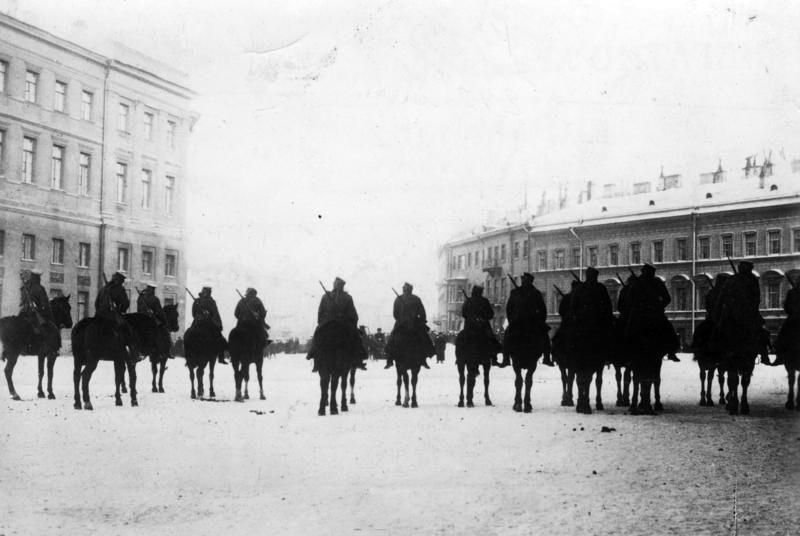 Горячий февраль 1905 года в Царицыне