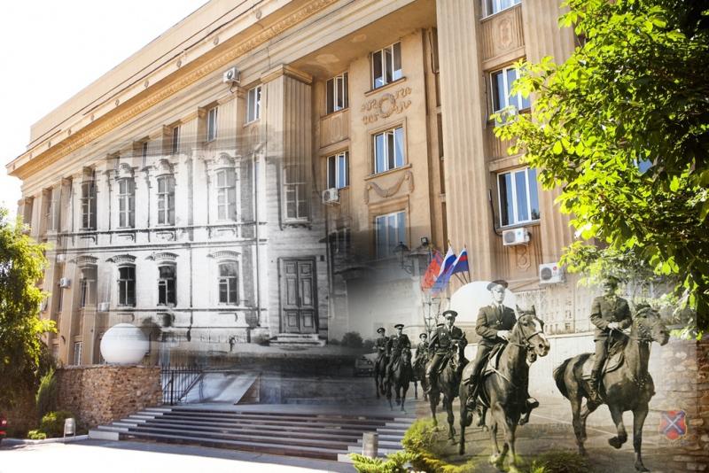 ГУ МВД по Волгоградской области отмечает 100-летие