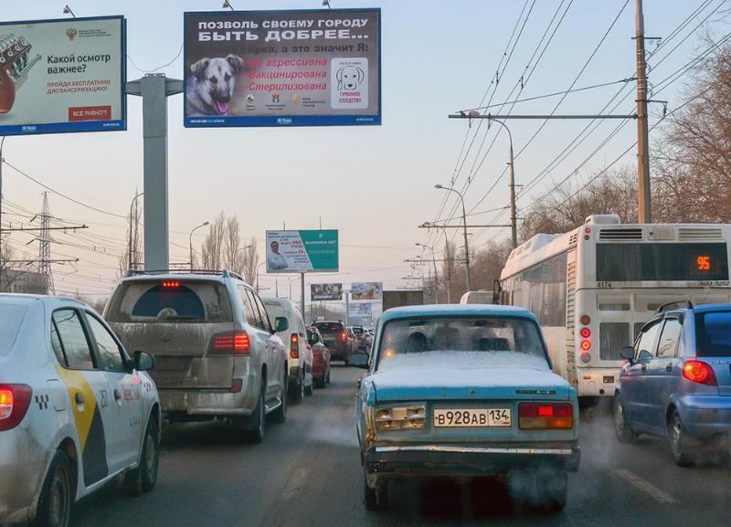 На 5 километров удлинили маршрут автобуса №3 в Волгограде