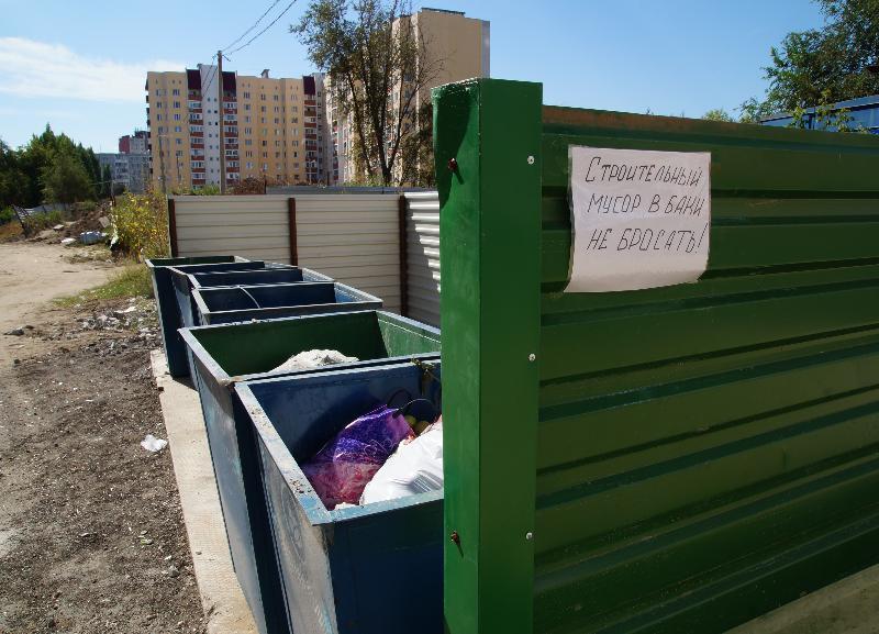 Над повышением тарифов на вывоз мусора задумались в Волгоградской области