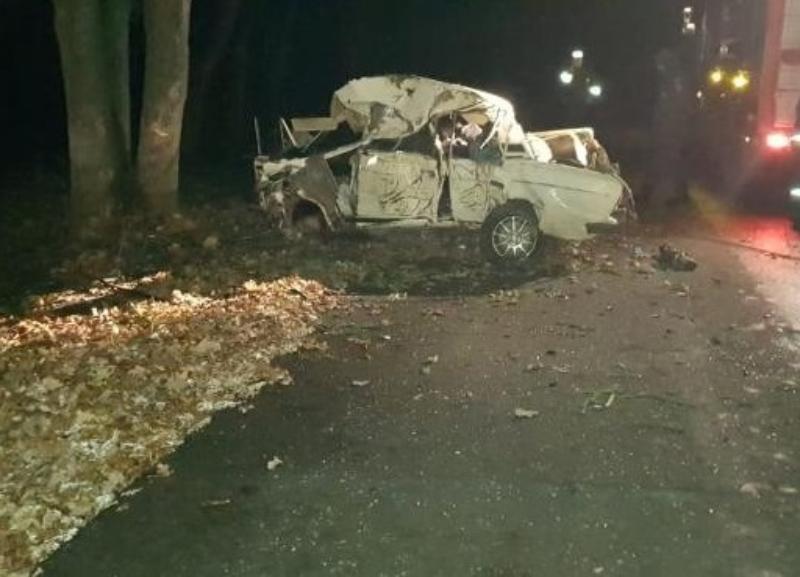 Уголовное дело возбудили после гибели четверых молодых людей на  трассе под Волгоградом