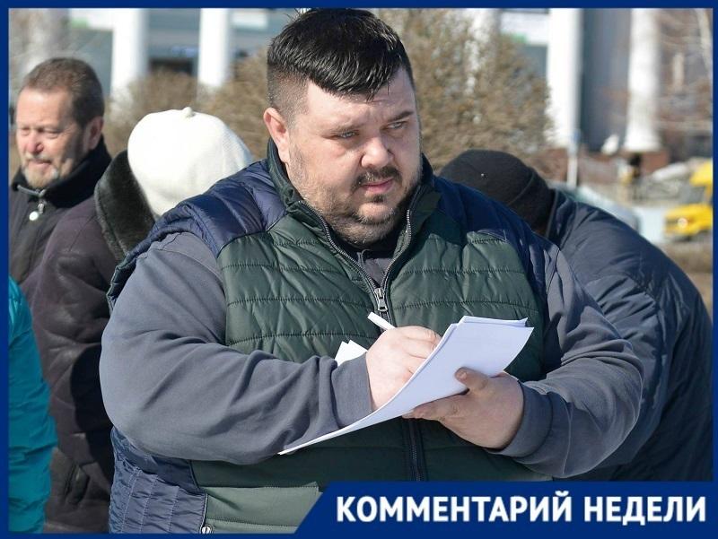 Общественник рассказал, как сократить число смертельных аварий на трассах Волгоградской области