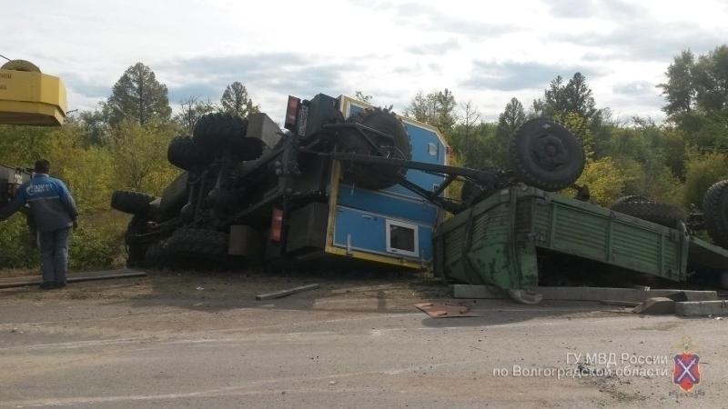 «Жигули» столкнулись с«Камазом», вДТП умер руководитель сельского поселения