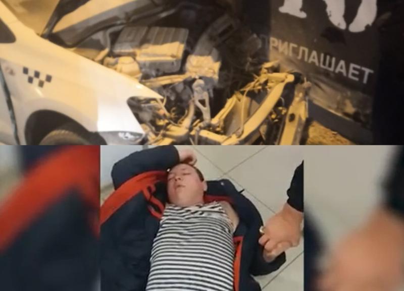 Вусмерть пьяного водителя «Яндекс.Такси» закрыли на 5 суток в Волгограде