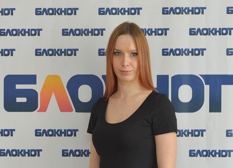 Титулованная Миссис Россия-Вселенная Евгения Михайлова в конкурсе «Мисс Блокнот-2019»