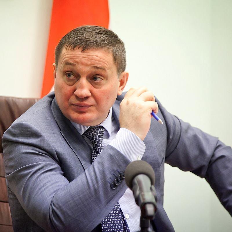 Волгоградский губернатор Андрей Бочаров объявил:  идет на второй срок