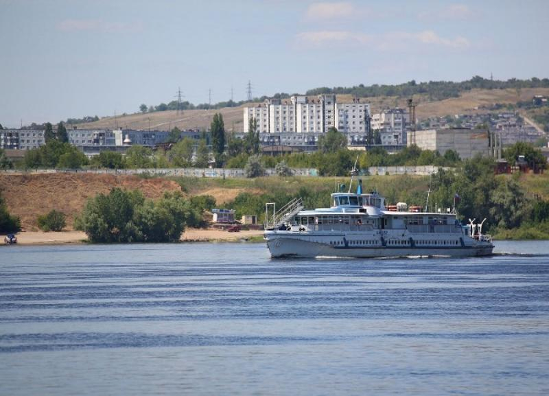 Появилось расписание речного трамвая на юге Волгограда - «Красноармейск – Вязовая Грива»