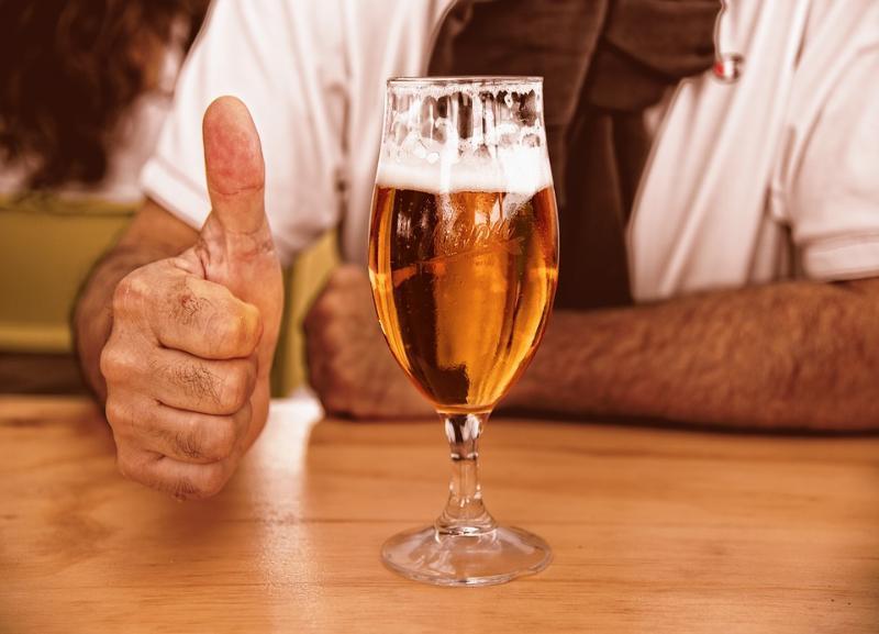 Волгоградцы стали меньше пить