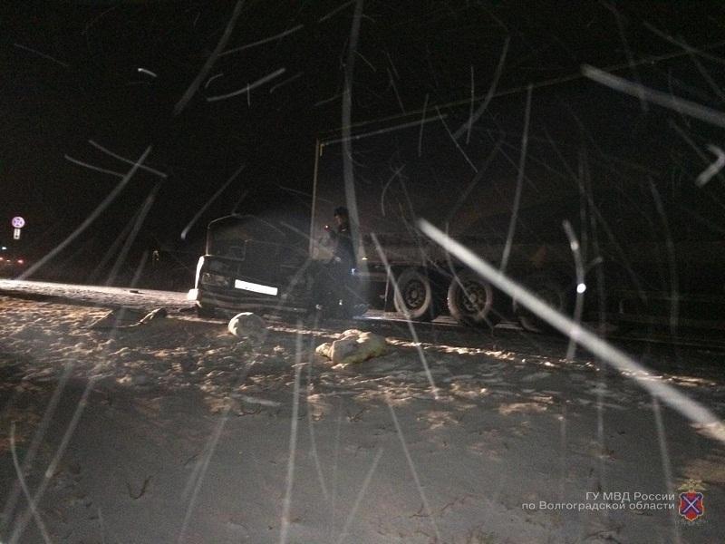 16-летняя девочка погибла в страшном ДТП С большегрузом под Волгоградом