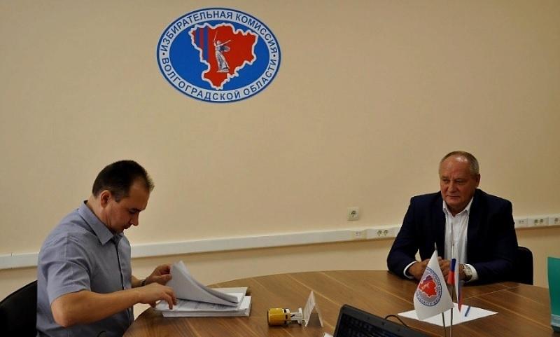 Третий кандидат в губернаторы Волгоградской области прошел муниципальный фильтр