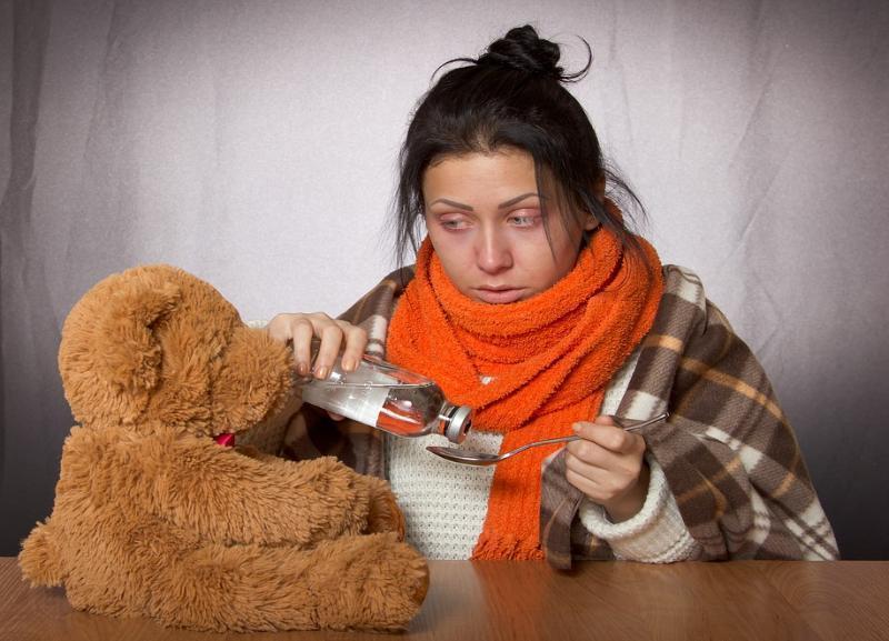 87 тысяч жителей Волгоградской области переболели в этом году ОРВИ и гриппом
