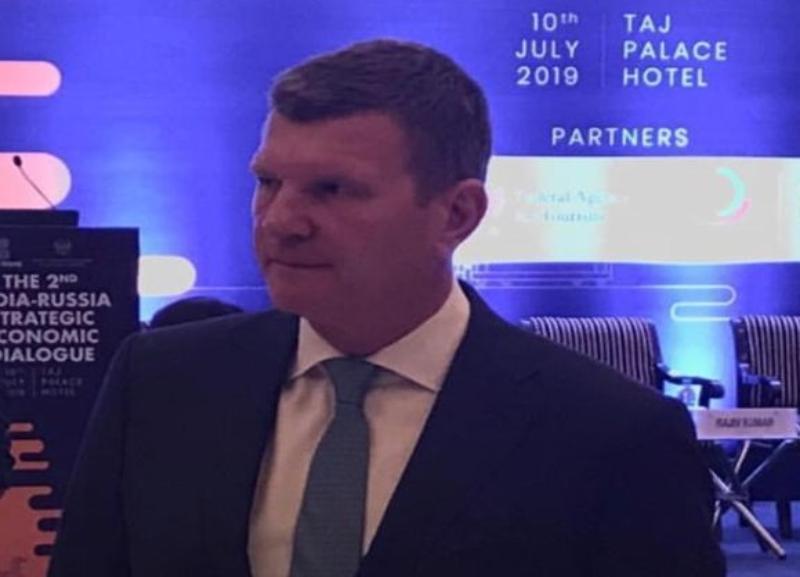 Волгоградский промышленник стал участником  Российско-индийского стратегического экономического форума