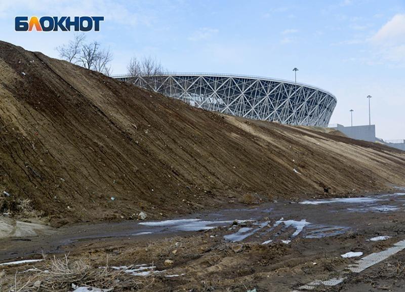 За 7 миллионов рублей на «Волгоград Арене» пробурят наблюдательные скважины