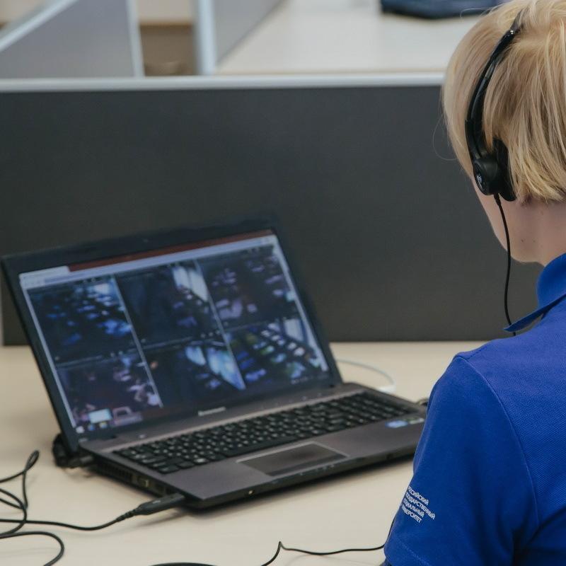 Система видеонаблюдения «Ростелекома» за ЕГЭ-2019 осуществила больше 4,5 млн часов трансляций с видеокамер