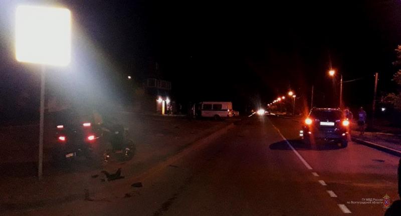 Пьяный водитель квадроцикла протаранил в Волгограде Toyota: 2 в больнице