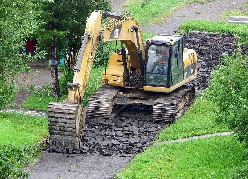 8 млн рублей потратит администрация на ремонт трех дорог в Волгоградской области