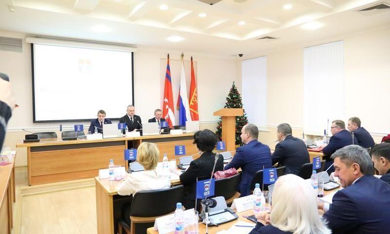 Успеть за 140 минут: депутаты Волгоградской гордумы впервые в этом году соберутся на заседание