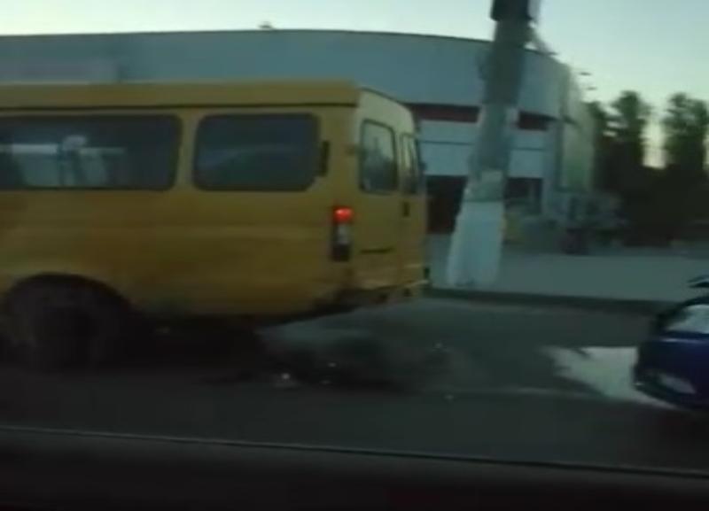 Очевидцы сообщили об очередной аварии на месте жуткого ДТП с фурой и маршруткой в Волгограде