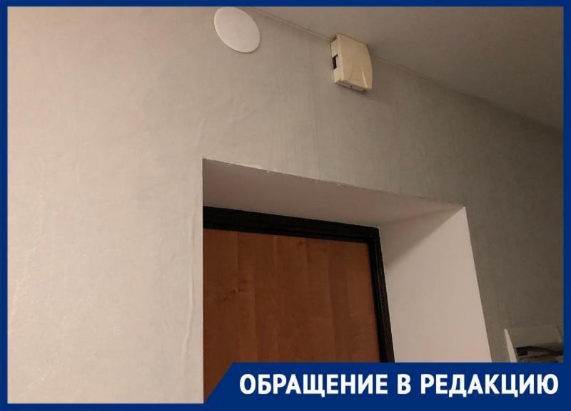 Более 5 лет из-за бездействия УК «ЖЭУ на Ангарском» у волгоградки в дождь топит квартиру